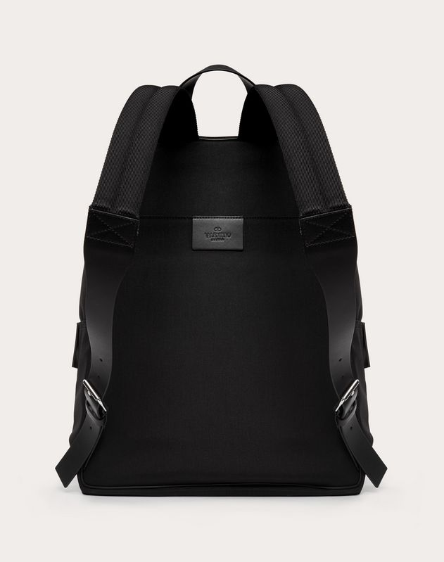 NYLON VRING BACKPACK