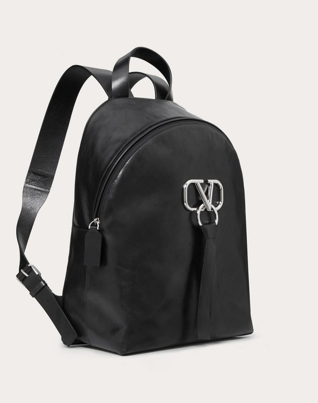 VRING SMOOTH CALFSKIN BACKPACK