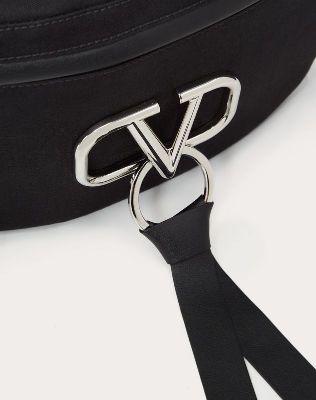 NYLON VRING BELT BAG