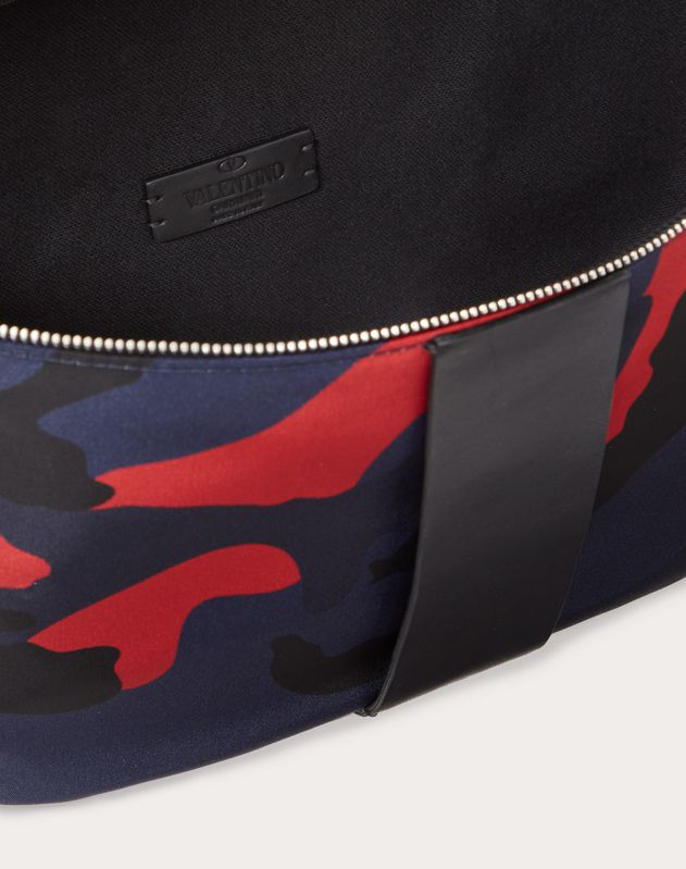 Military Camouflage Belt Bag