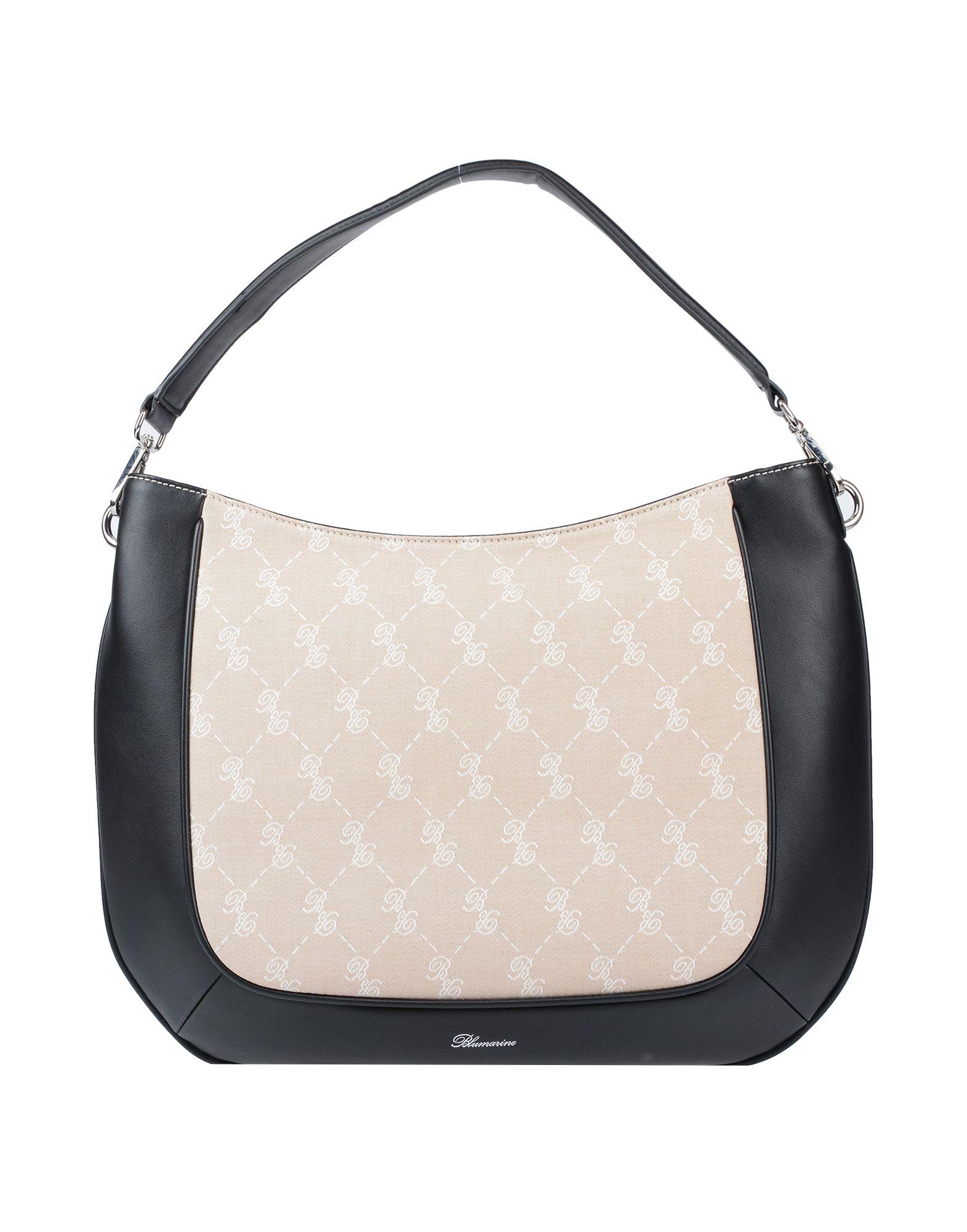 BLUMARINE Сумка на руку сумка хобо amo la vita jk 92bwc 005 искусственная кожа