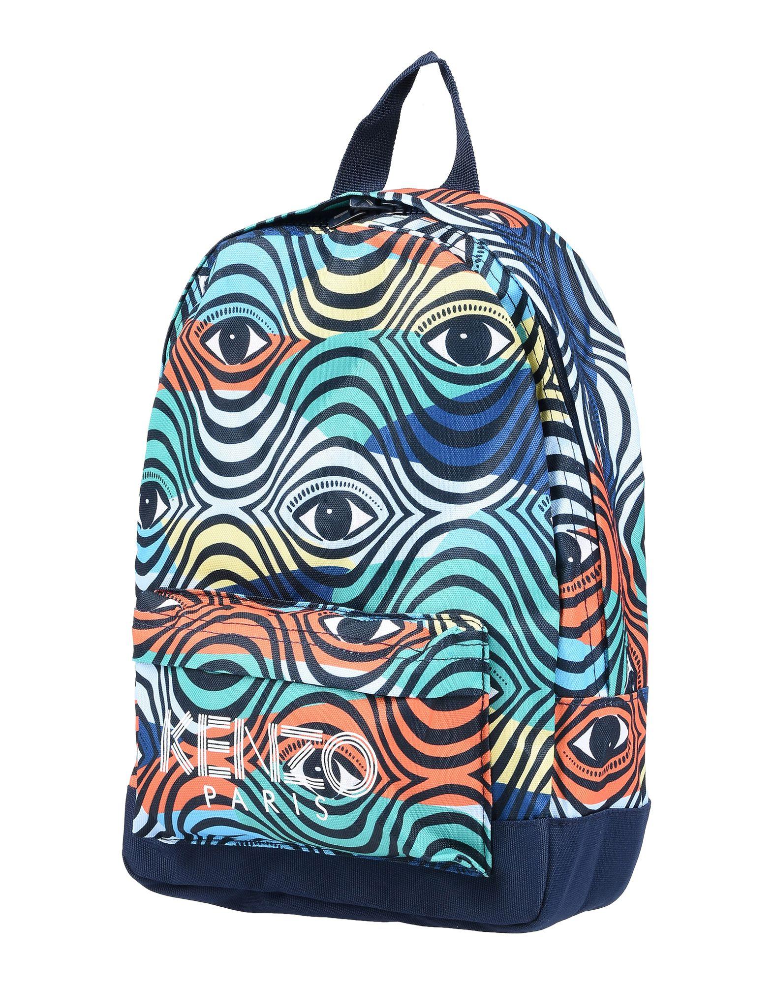 KENZO Рюкзаки и сумки на пояс kenzo рюкзаки и сумки на пояс