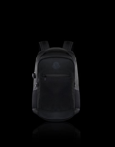 GILLES Black Category Rucksacks
