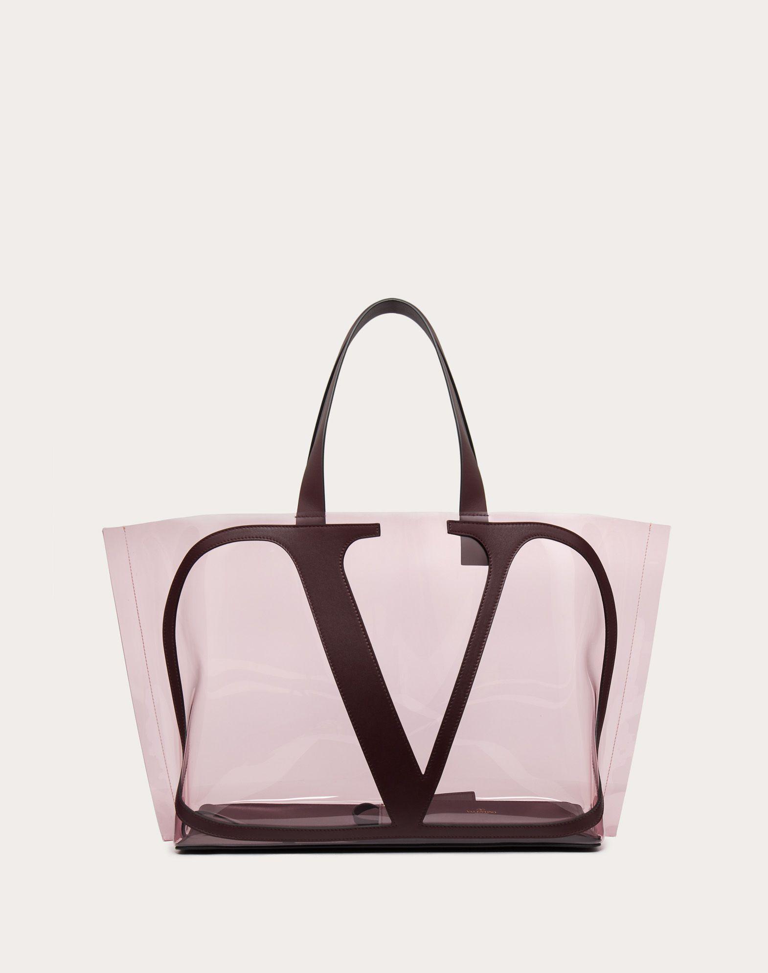Borsa Shopping VLOGO Beach Bag in  Polimero Colorato