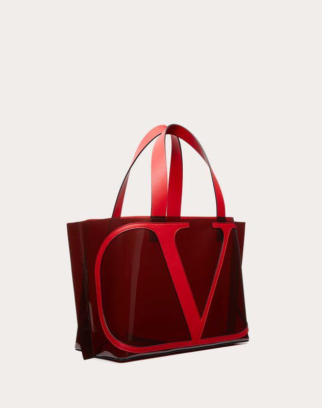 Small VLOGO Coloured Polymer Beach Bag