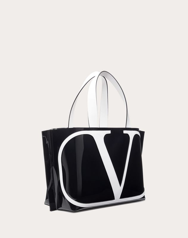 Small VLOGO Coloured Polymer Beach Bag