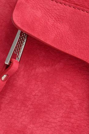 REBECCA MINKOFF M.A.B. suede shoulder bag