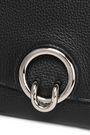 REBECCA MINKOFF Isabel textured-leather shoulder bag
