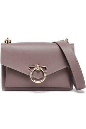 REBECCA MINKOFF Pebbled-leather shoulder bag