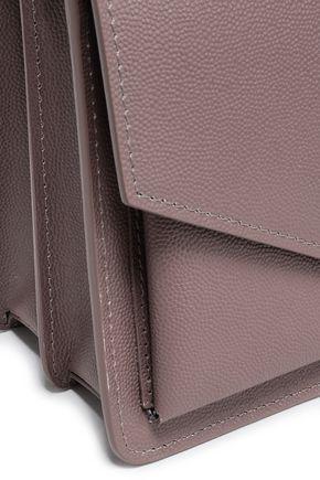 REBECCA MINKOFF Jean pebbled-leather shoulder bag