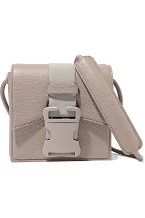 CHRISTOPHER KANE Bonnie pebbled-leather shoulder bag