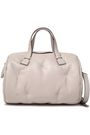 ANYA HINDMARCH Chubby Barrel quilted leather shoulder bag