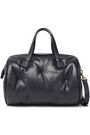 ANYA HINDMARCH Quilted textured-leather shoulder bag