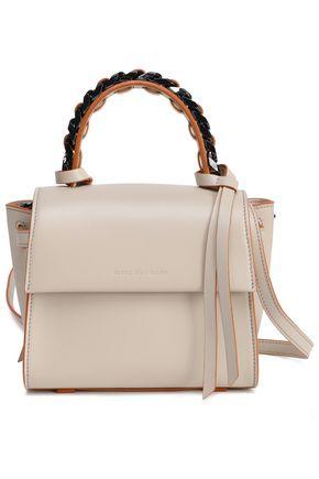ELENA GHISELLINI Leather shoulder bag