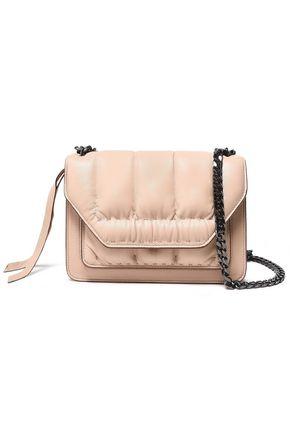 ELENA GHISELLINI Quilted leather shoulder bag