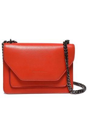 ELENA GHISELLINI Color-block leather shoulder bag