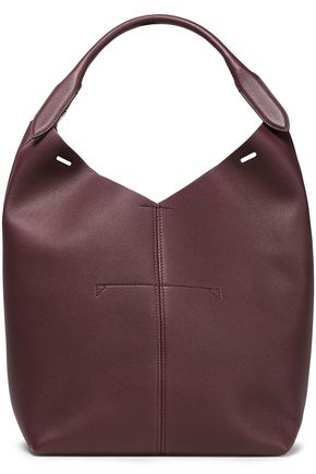ANYA HINDMARCH Build A Bag mini textured-leather tote