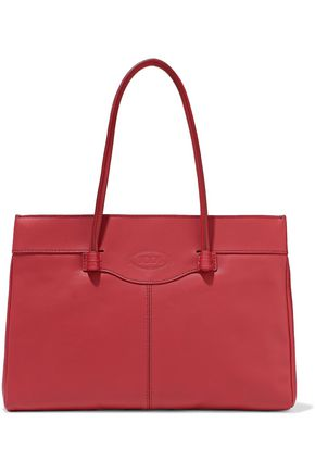 TOD'S Mocassino leather tote