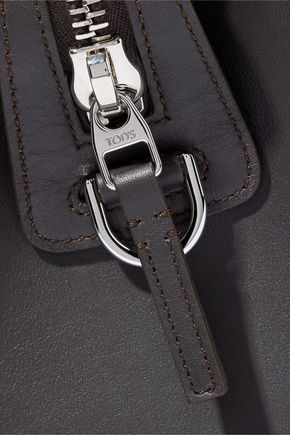 TOD'S Ldm leather tote