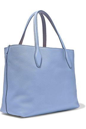 TOD'S Joy reversible pebbled-leather tote