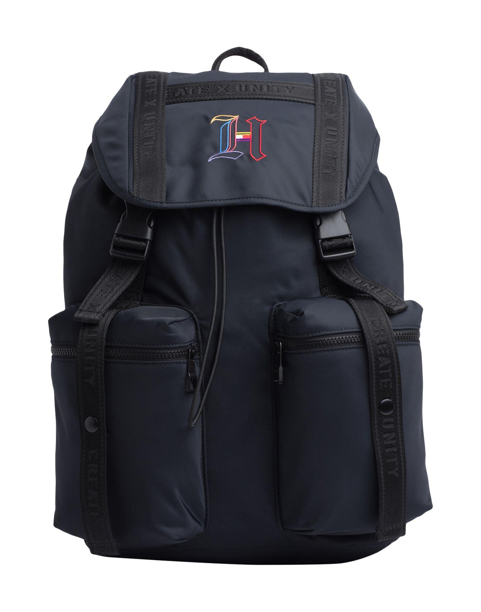 TOMMY x LEWIS Рюкзаки и сумки на пояс tommy x lewis платок
