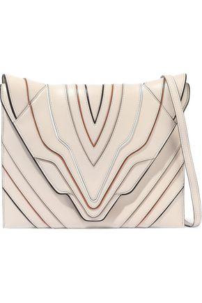 ELENA GHISELLINI Pochette Fatale leather shoulder bag