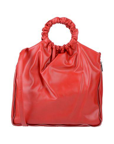 Купить Сумку на руку красного цвета