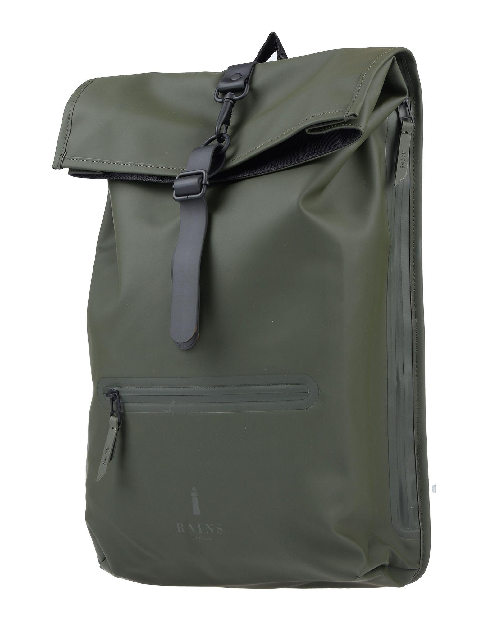 RAINS Рюкзаки и сумки на пояс цена и фото