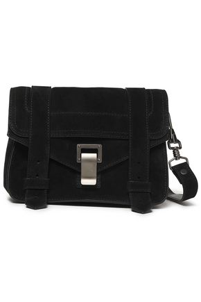 PROENZA SCHOULER Suede shoulder bag