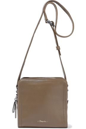 3.1 PHILLIP LIM Hudson Square mini leather shoulder bag