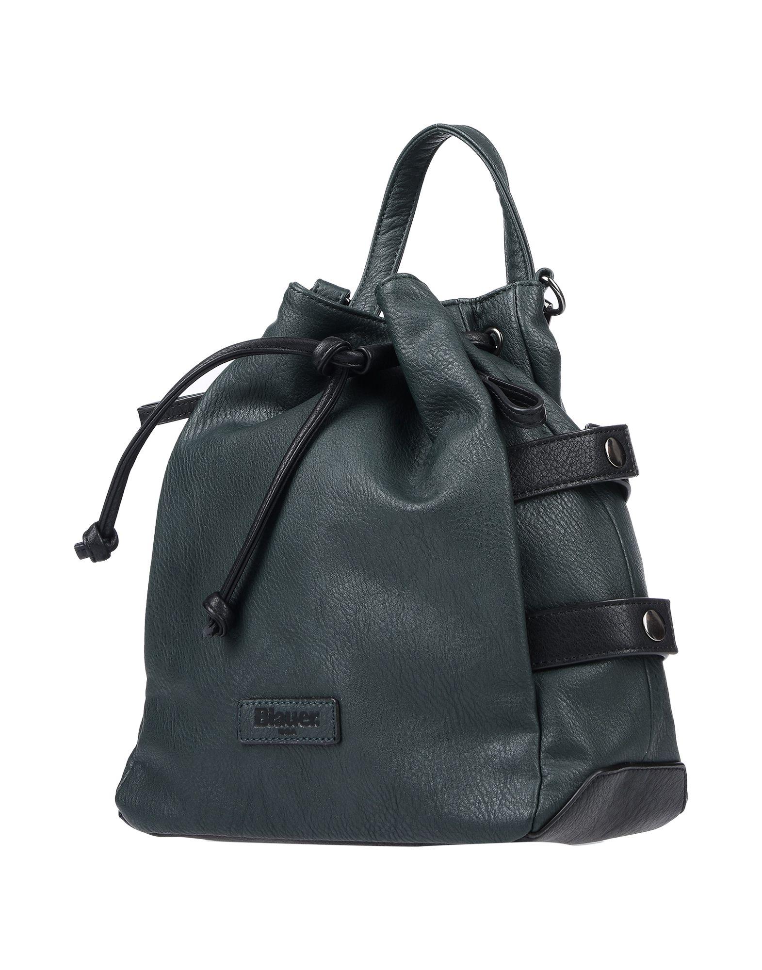 Фото - BLAUER Рюкзаки и сумки на пояс wood wood рюкзаки и сумки на пояс