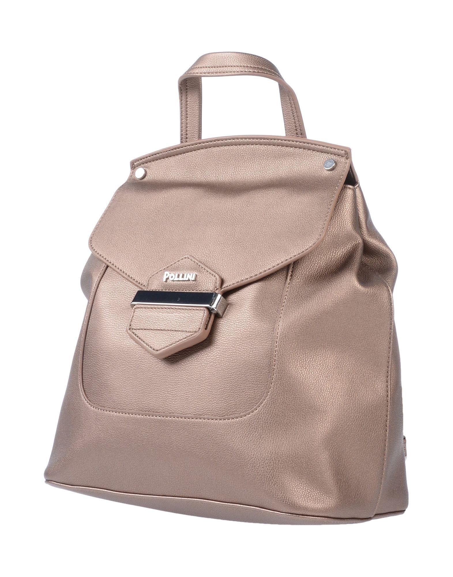 POLLINI Рюкзаки и сумки на пояс сумки