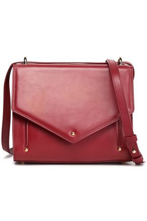 SARA BATTAGLIA Leather shoulder bag