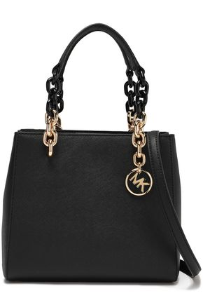 MICHAEL MICHAEL KORS | Michael Michael Kors Textured-Leather Tote | Goxip
