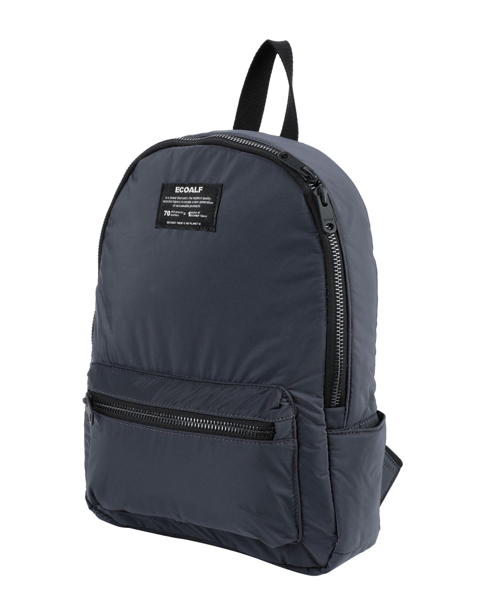ECOALF Рюкзаки и сумки на пояс цена и фото
