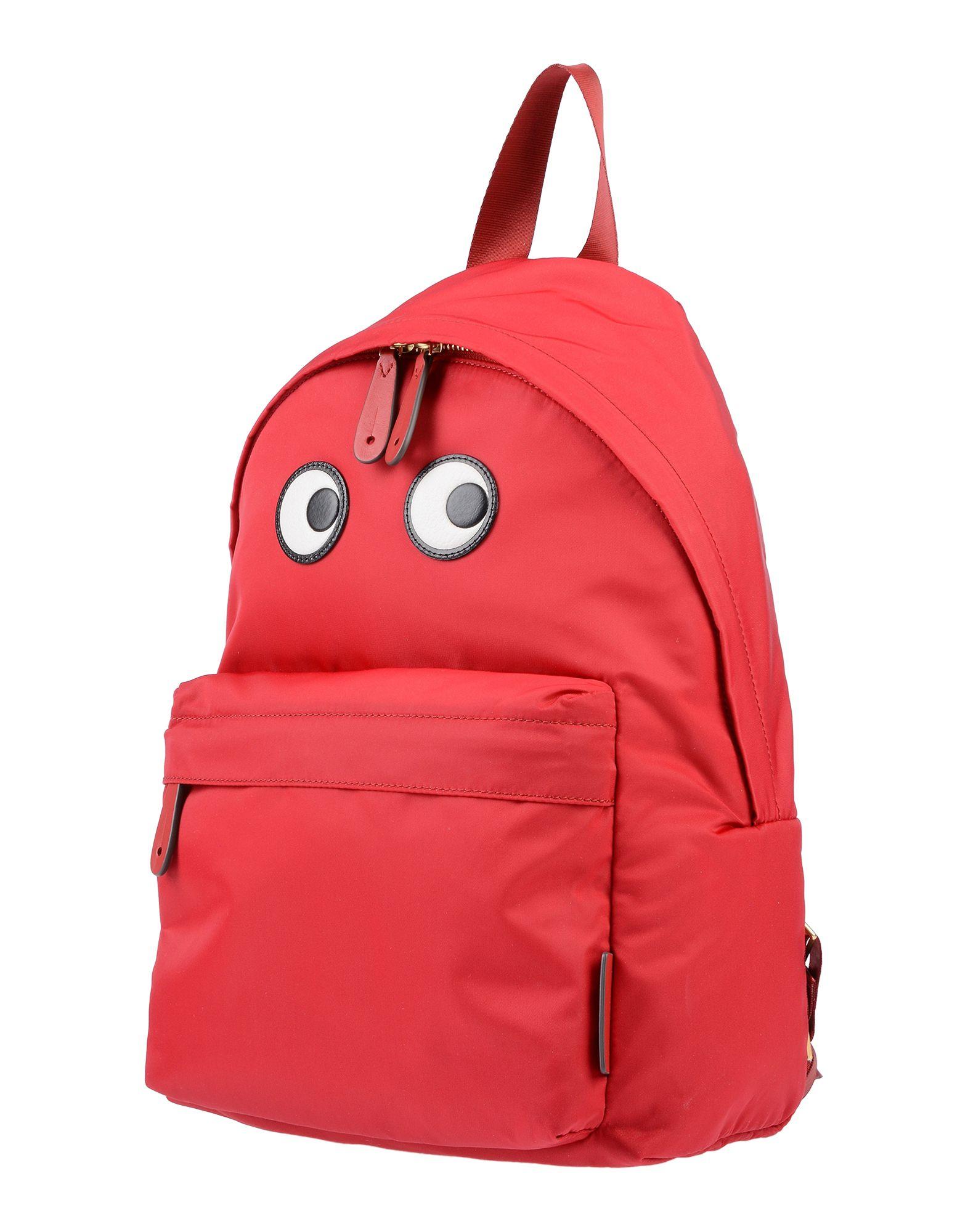 ANYA HINDMARCH Рюкзаки и сумки на пояс hanerou cute keychain рюкзаки для девочек мода tassel женщины рюкзак женский красочный daypack schoolbag кожаные наплечные сумки