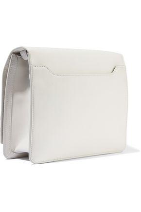 ROBERTO CAVALLI Embellished leather shoulder bag