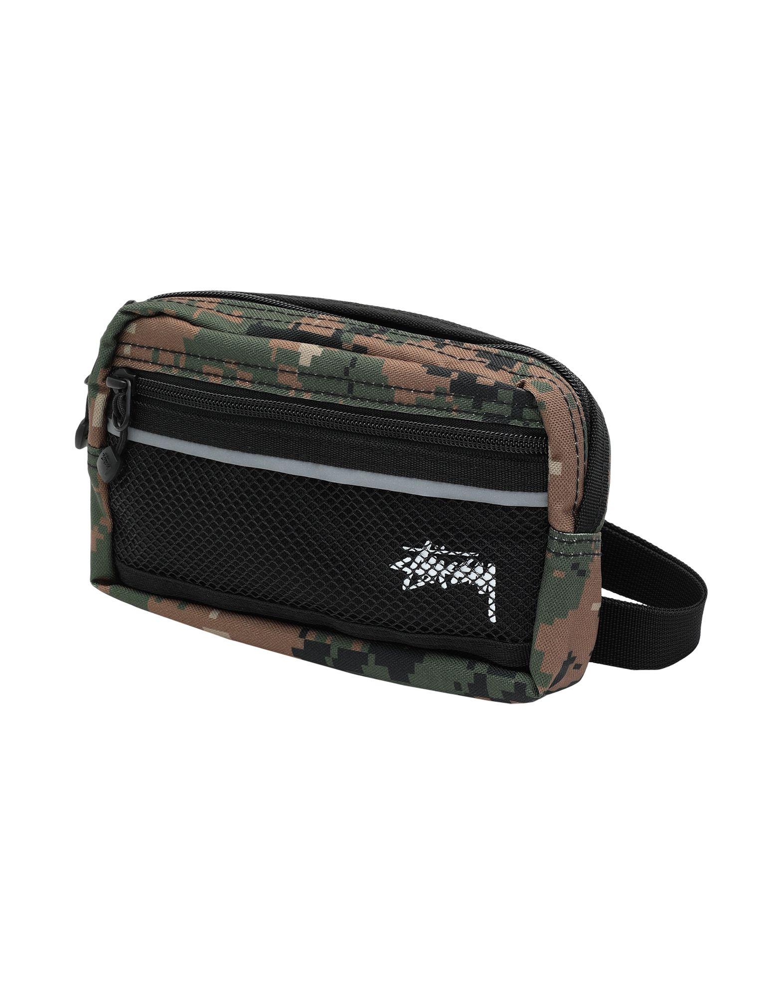 STUSSY Рюкзаки и сумки на пояс цена и фото
