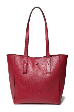 MICHAEL MICHAEL KORS حقيبة كتف من الجلد النافر مزينة بشعار الماركة