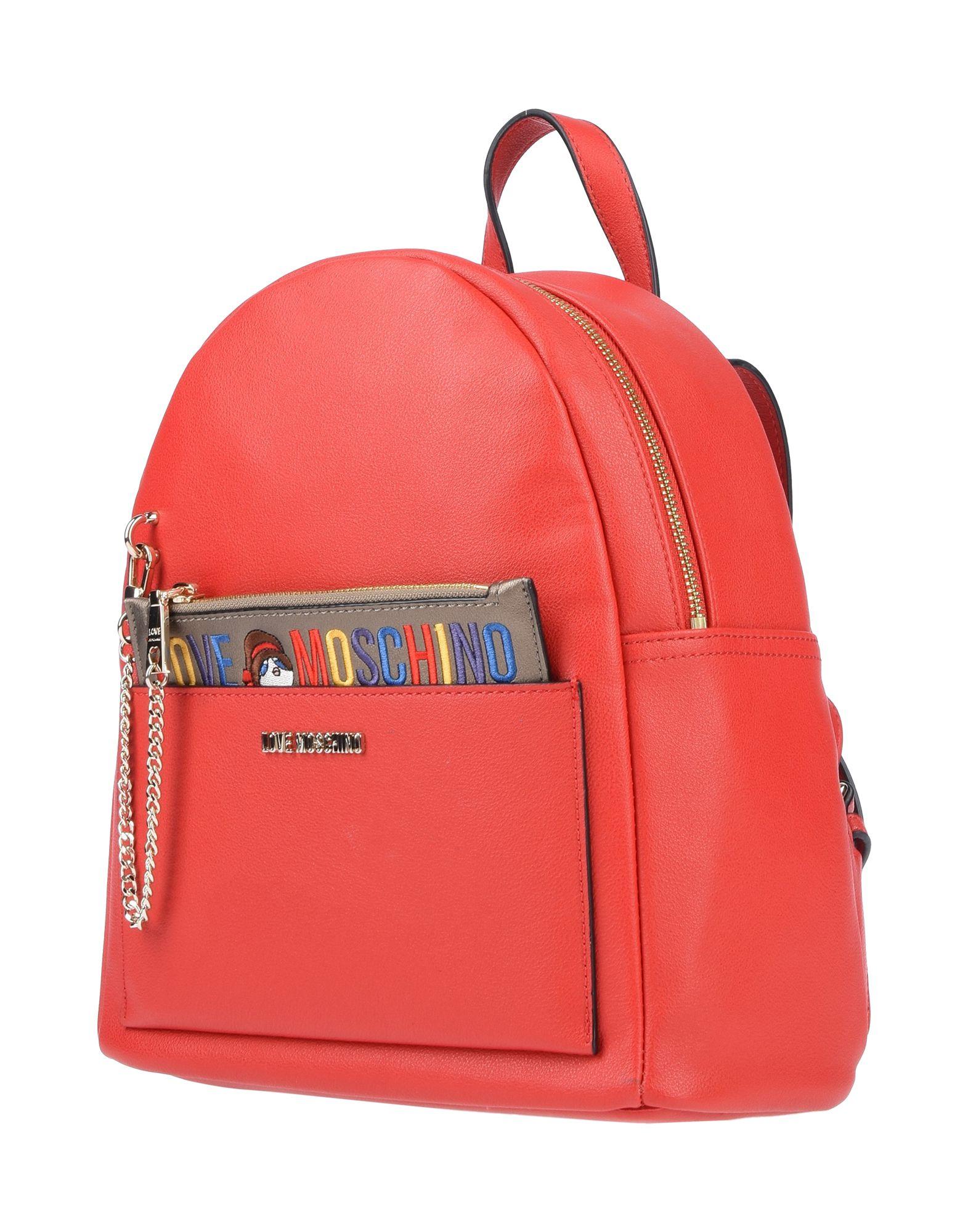 LOVE MOSCHINO Рюкзаки и сумки на пояс