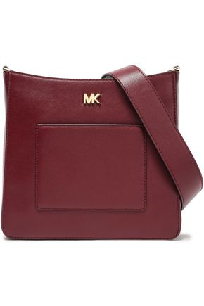 MICHAEL MICHAEL KORS Gloria leather shoulder bag