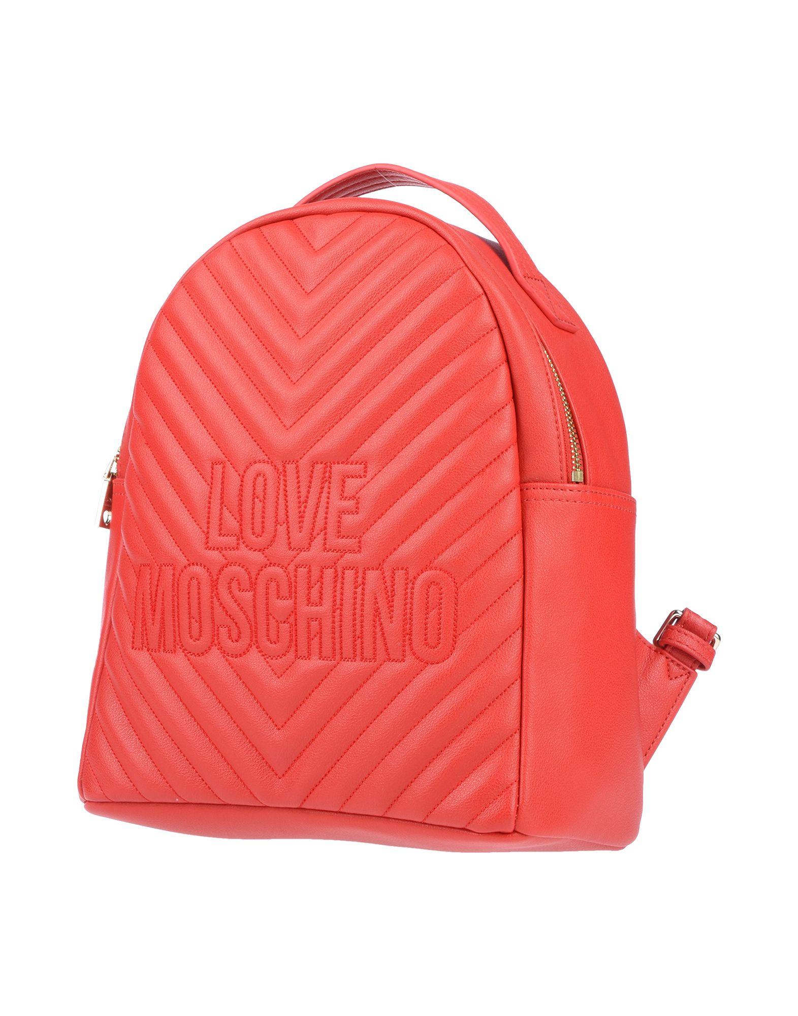цена LOVE MOSCHINO Рюкзаки и сумки на пояс онлайн в 2017 году