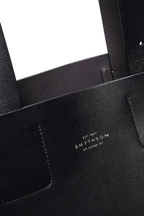 SMYTHSON Leather tote