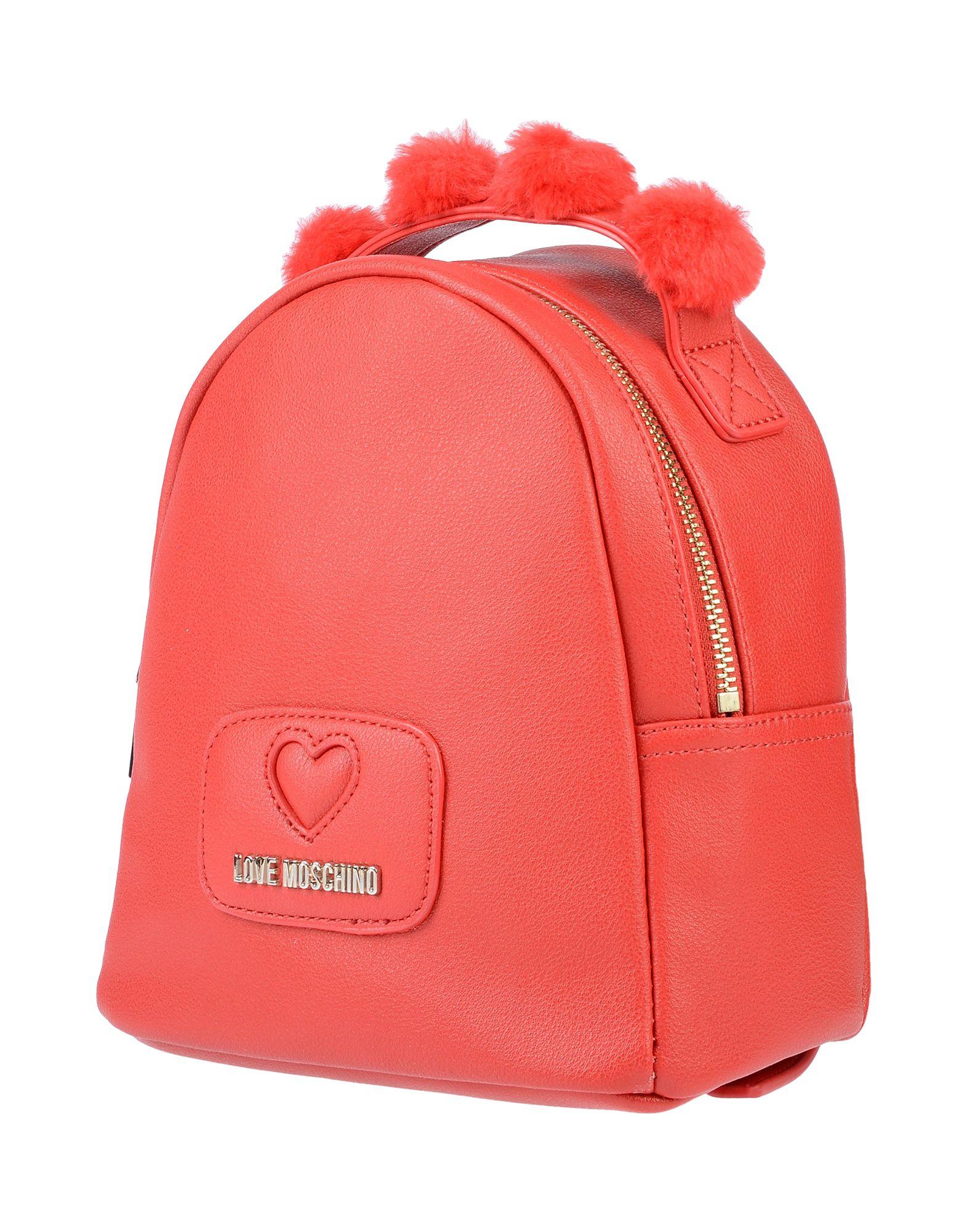 74d7fcd23 LOVE MOSCHINO Рюкзаки и сумки на пояс