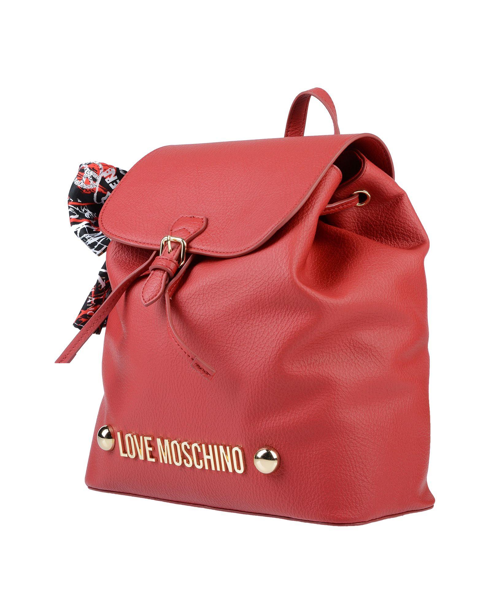 7e4095e0846b LOVE MOSCHINO Рюкзаки и сумки на пояс