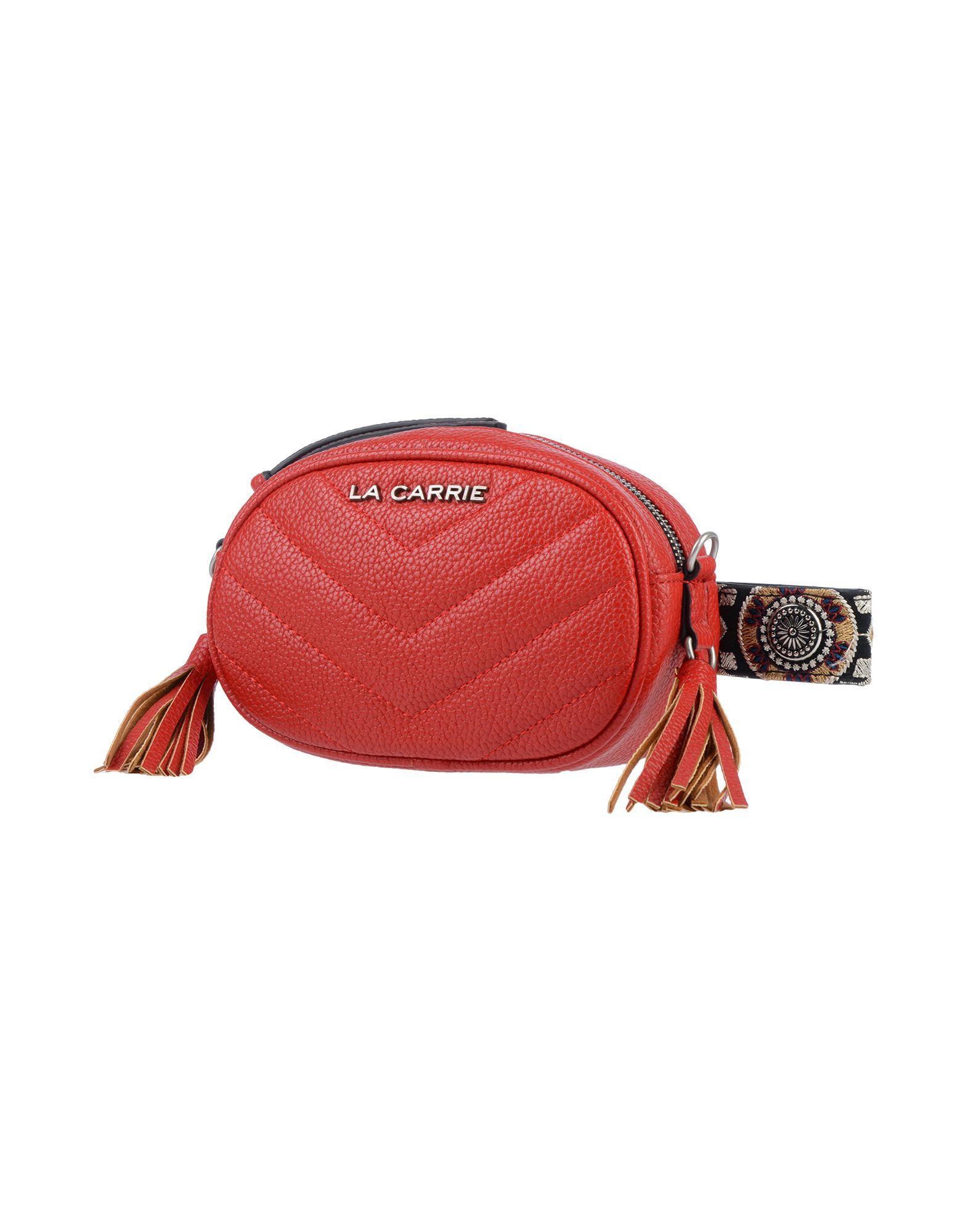 LA CARRIE Рюкзаки и сумки на пояс