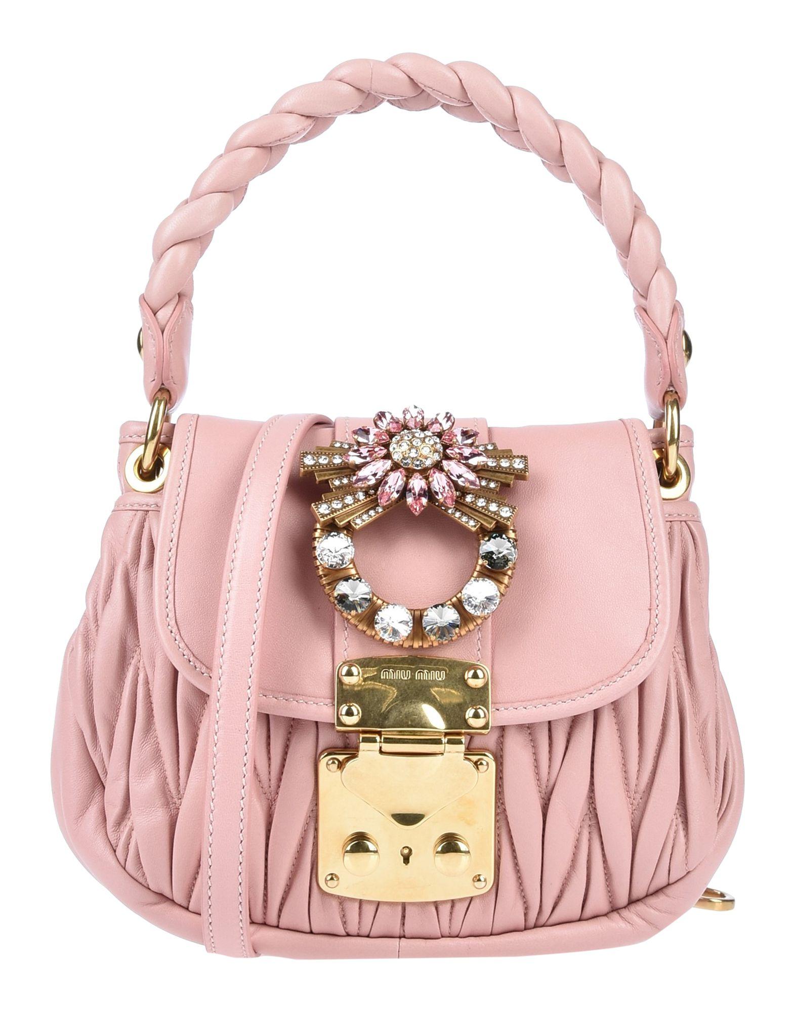 MIU MIU | MIU MIU Handbags 45459267 | Goxip