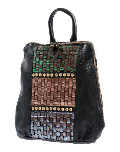 Фото - Рюкзаки и сумки на пояс от MINORONZONI черного цвета