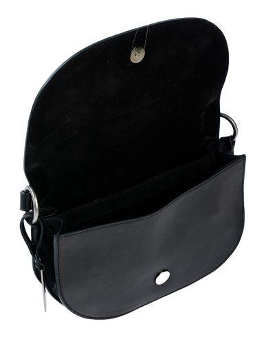 Фото 2 - Сумку через плечо от MINORONZONI черного цвета