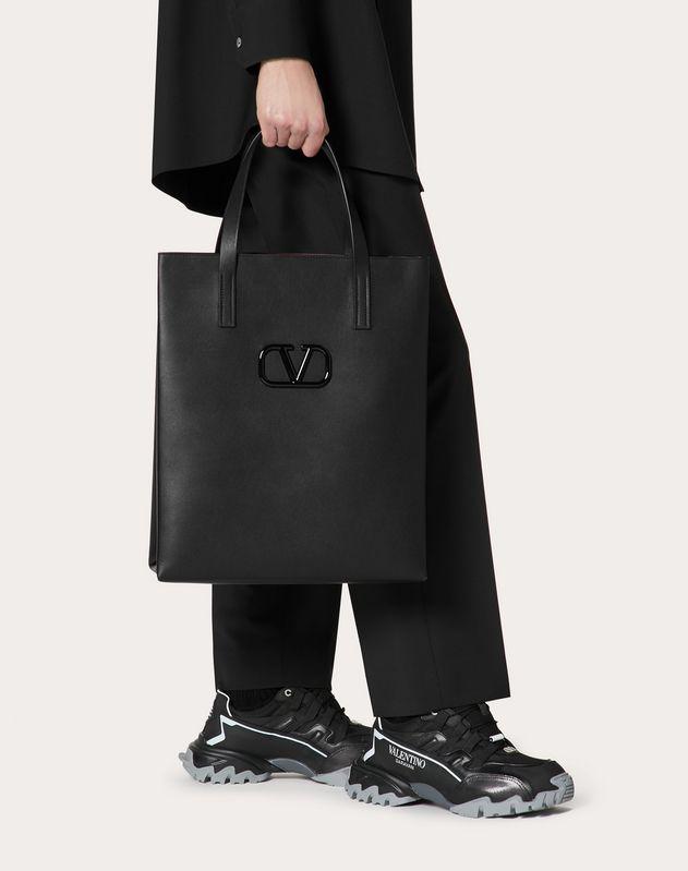 VLOGO 皮革购物袋